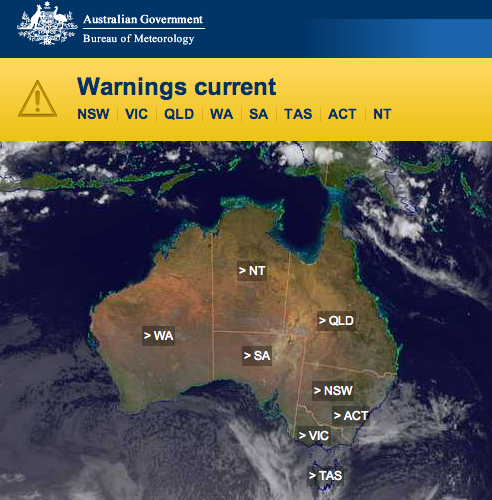 Weather update- Showers expected | Cockburn State Emergency